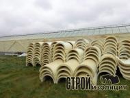 Теплоизоляция трубопроводов скорлупами ППУ / 1